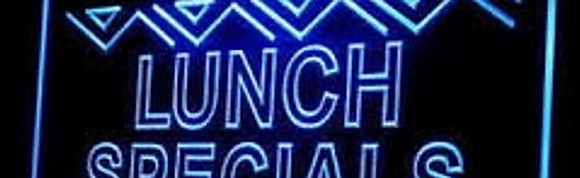 FLAVORS DAILY LUNCH SPECIALS 12-2 PM