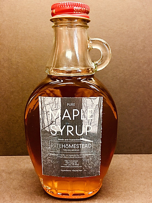 12oz. Maple Syrup