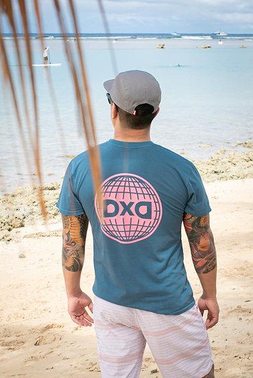 DXD SUMMER TEE -Blue