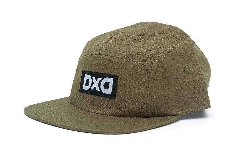 LOGO CAP '21 -Olive-