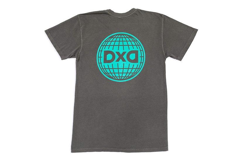 DXD SUMMER TEE - Dark Gray