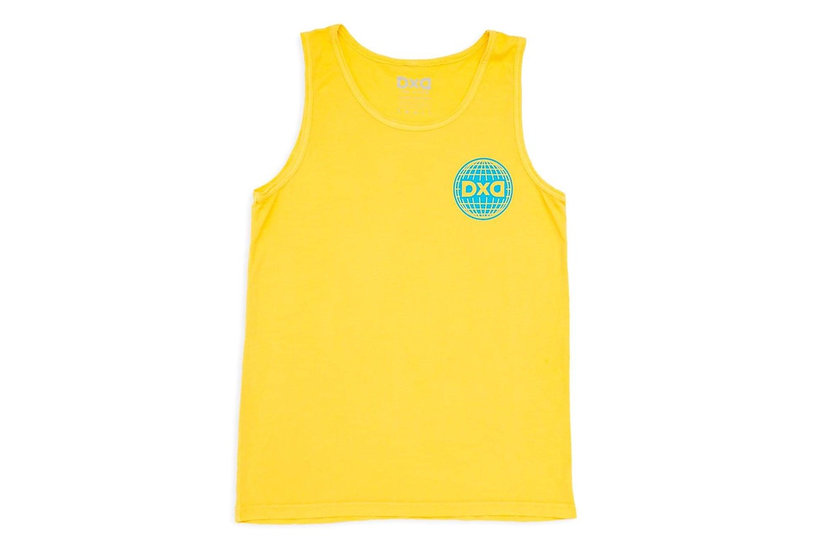 DXD SUMMER TANK -Yellow