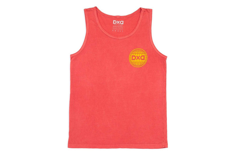 DXD SUMMER TANK - Red
