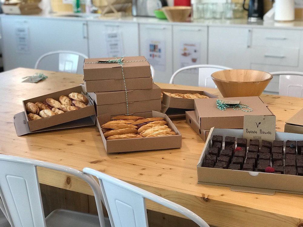 Event Barcelona also offers breakfast delivered to your office kitchen.