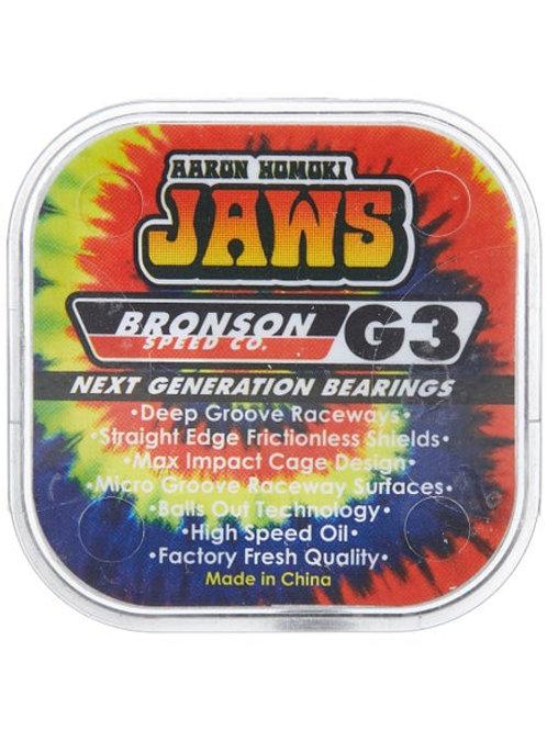 Bronson: Jaws G3 Bearings