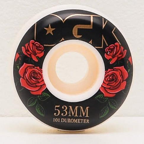 DGK: Rose wheel 53mm