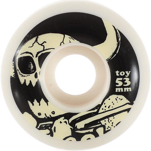 Toy Machine: Dead Monster Wheel 53mm