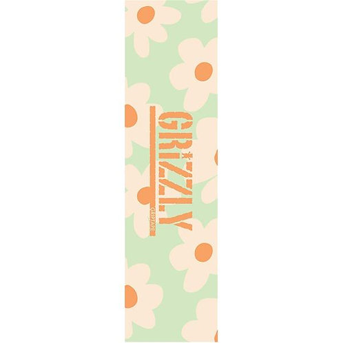 Grizzly Griptape: Flower Power Sheet