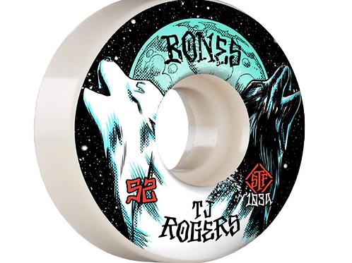 Bones Wheels: TJ Rogers Pro Stf Howl Wheels 52mm