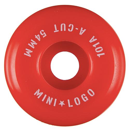 Mini Logo: 101 A cut 52MM