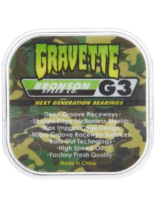 Bronson: G3 David Gravette Bearings
