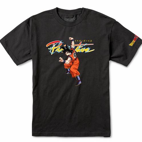 Primitive/DBZ Goku tee black