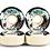 Thumbnail: Bones Wheels: TJ Rogers Pro Stf Howl Wheels 52mm