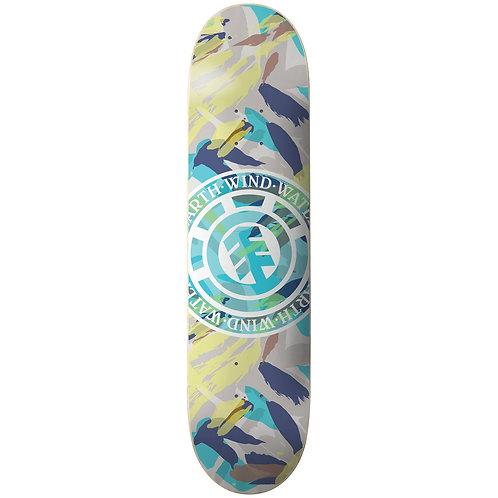 Element Skateboards: Cabour Camo Seal 8.0