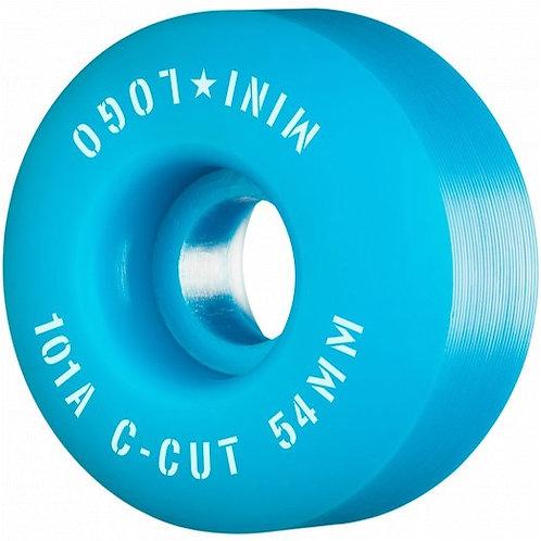 Mini Logo: C Cut 54mm