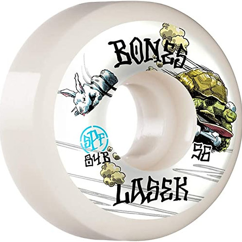 Bones: Lasek SPF P5 Tortoise & Hare 56mm