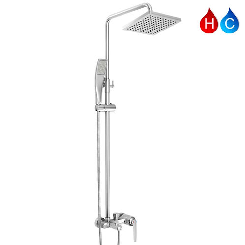 MBS 1 Mixer Bathtub Shower Set
