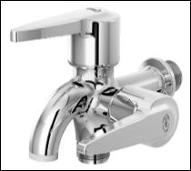 D 11A Double Faucet