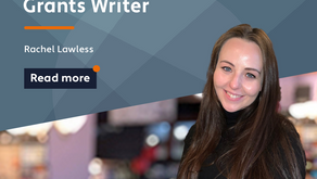 """For the series """"a chat with the team"""": Rachel Lawless"""