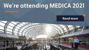 Occuity joins ABHI UK Pavilion showcasing best of British HealthTech at MEDICA 2021