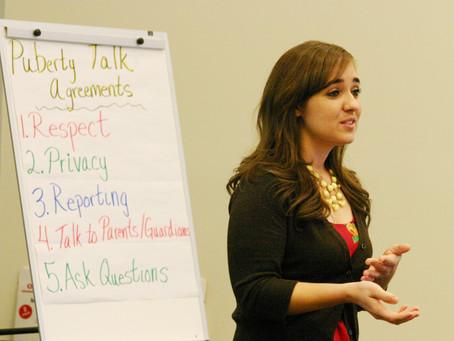 Health Educator Spotlight: Hannah Day
