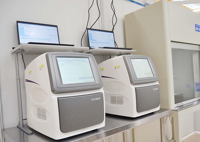 PCR検査装置