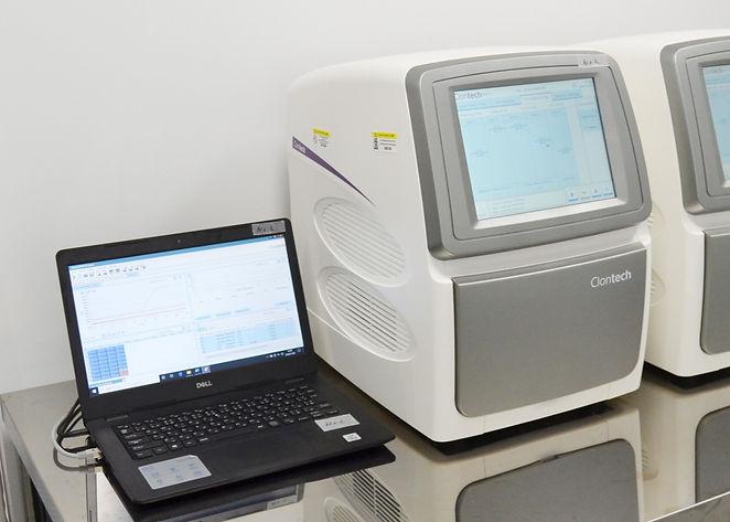 リアルタイムRT-PCR装置