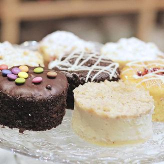 Catering Kemmlers Törtchen Süßes Dessert