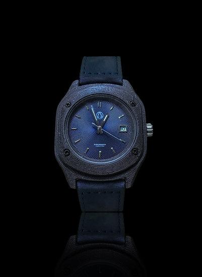Puro Elemento Automatic blue 40mm