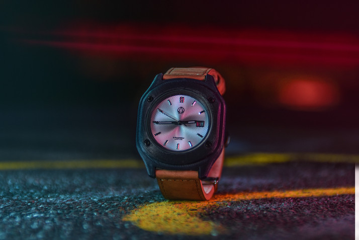Orologio in stampa 3D