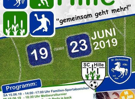 Sportfest Hille 2019