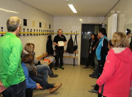 Erste Hilfe: Defibrillator für den Sachsenroß