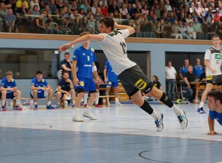 U17-Handball-Länderspiel in Hille - Ein Rückblick