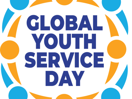 Global Youth Service Day Apr 23&24