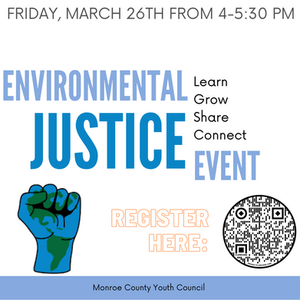 March 26 Let's Talk About... Environmental Justice