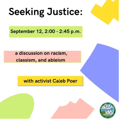 Seeking Justice Event