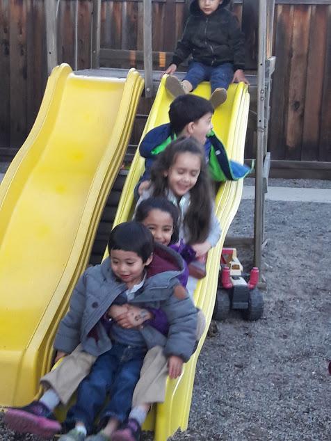 slide train