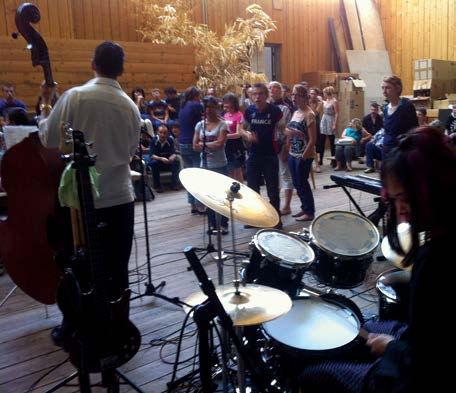 Concert Turbulents ! rencontres Encore heureux... 2015