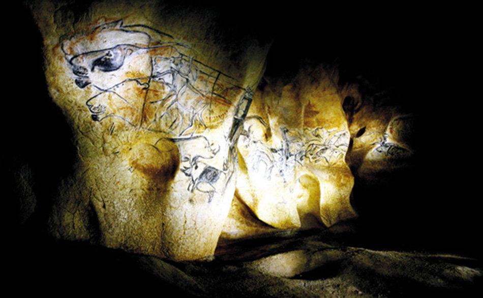 Image La Grotte des Rêves Perdus Herzog Les Cinéastes le Mans rencontres Encore heureux... 2017