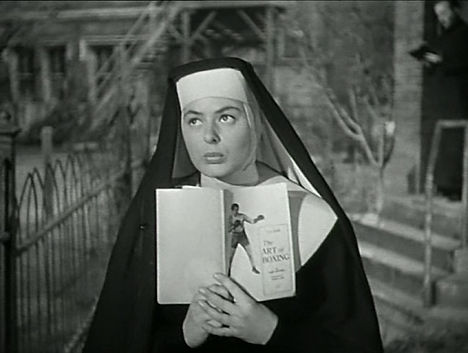 Image Ingrid Bergman dans Les Cloches de Sainte Marie