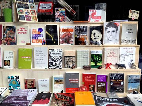 Studiolo Librairie Michèle Firk rencontres Encore heureux... 2016