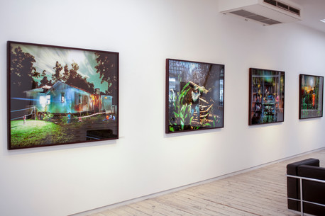 Michael Hoppen Gallery, London, UK 2011