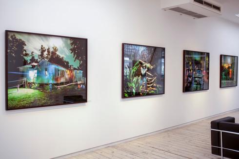 Michael Hoppen Gallery, London, UK 2011