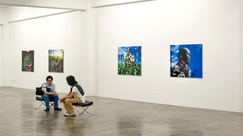 916 Gallery, Tokyo, Japan 2012