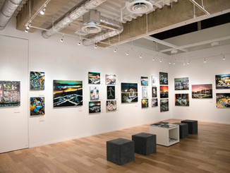 Sony Gallery, Tokyo 2015