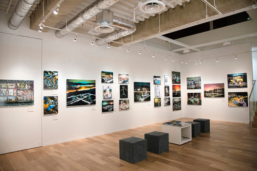 Sony Gallery, Ginza Tokyo 2015