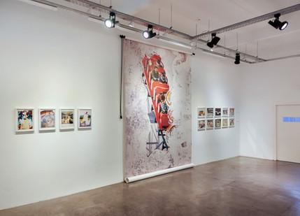 Gachi Prieto Gallery, Buenos Aires, Argentina 2018
