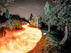 Camino de Fuego