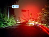 Route to Otsuchi