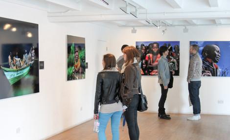 OXO Gallery, London, UK 2012